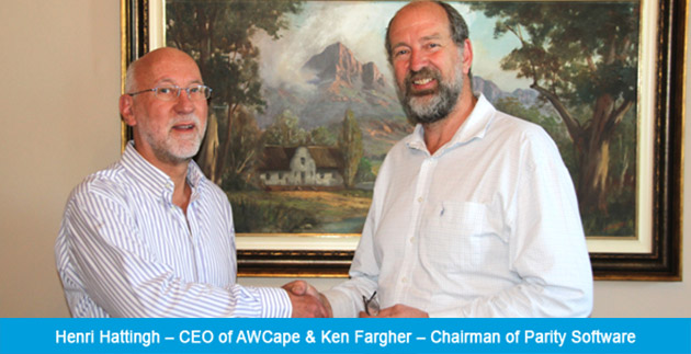 Henri Hattingh and Ken Fargher